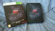 Dead or alive 5 edition collector Xbox 360
