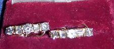 Estate Diamond Earrings1,350.00