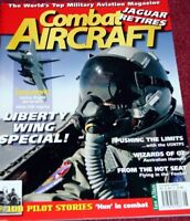 Combat Aircraft Magazine 8.3 Jaguar,Tornado,E-3 Sentry,48th FW,RAAF F/A-18