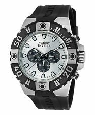 Invicta 23969 Men's Pro Diver Multi Function Black Silver Tone Sport Watch