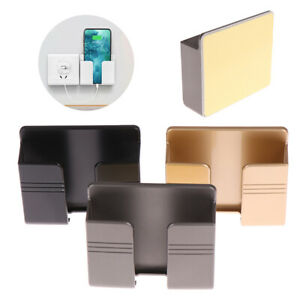 1PC Mobile Phone Charging Stand Wall-mounted Rack On Bed Bedside Universal P2