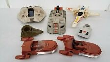 Vintage Star Wars Vehicles 7pc Lot