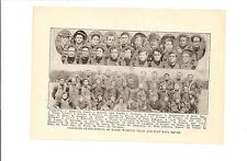 Colorado State University College of Mines 1907 Football Team Picture