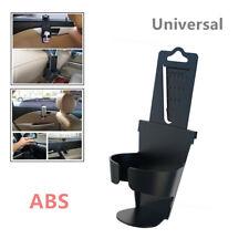 Adjustable Car Cup Holder Water Beverage Bracket Storage Seat Back Hanging ABS