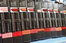 e.l.f. Studio Moisturizing Lipstick ~ Choose from over 10 Shades ~ New in Box