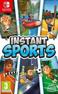 Instant Sports (Switch) Game   Brand New & Sealed