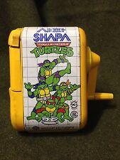 Rare! 1980'S Teenage Mutant Ninja Turtles Korean Pencil Sharpener Animation