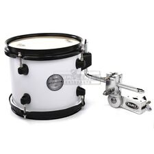 Mapex Voyager Snow White 8x7 Tom Pack w/ Black Hardware Blowout Deal!