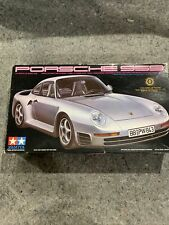 Tamiya Porsche 959 Plastic Model Kit- Silver #24065A 1:24 Scale