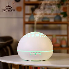 GX Diffusers Air Humidifier Diffuser Essential Oil Ultrasonic Aroma Mist Purifie