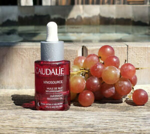 CAUDALIE Vinosource Overnight Recovery Oil For Dry to Very Dry Skin 30ml/ 1 oz