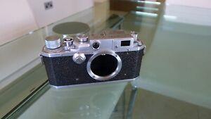 Canon 11D Rangefinder Camera, 1950's Vintage