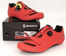 Scott Road Comp Boa Bike Cycling Shoes Matte Red Men's Size 46 US / 11.5 EU