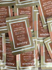 Sisley,Sunleÿa Ge.soin Solaire Global Anti-âge 20 Doses*2ml=40ml de SPF30