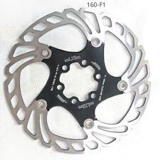 44mm Agujero Bicicleta Disco de Freno Flotante 6 Tornillos Rotor MTB Grava