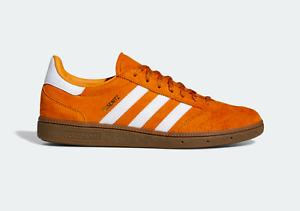 adidas Originals Mens Busenitz Shoes in Orange White