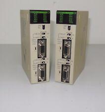 Omron CS1W-SCU31-V1 Ver 1.3 serial communication unit (lot of 2)