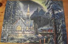 Master Pieces The Great Outdoors Light of the World 500 piece puzzle