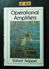 Operational Amplifiers by Seippel 1982 ELECTRONICS DIY  BOOK LOT W28