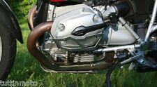 PARATESTA PARACILINDRI BMW R 1200 GS FINO AL 2009 HEAD PROTECTION ALLUMINIO