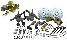1967-70 Chevy-GMC Truck C10 Front Disc Brake Conversion Kit 5 Lug 2.5 Drop