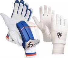 Sg Ecolite Batting Gloves + Club Inner Gloves Batting Gloves (Men, Multicolor)