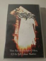 Venom The Second Coming CD Booklet VHS Tape Set Black Metal 1997