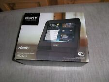 Sony Dash - Personal Internet Viewer - Hid-C10 ~ Never Used
