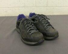 Dansko Paisley Black & Gray Leather Comfort Sneakers EU 41 US Women's 10.5-11