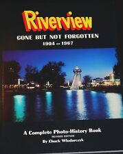 Riverview Park Chicago Gone But Not Forgotten 240 Photo History Book