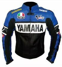YAMAHA MOTORBIKE LEATHER JACKET / MOTORCYCLE LRATHER JACKET