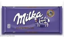 Milka Alpine Milk Chocolate 100g