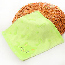 Exquisite Non-twisted Bamboo Fiber Music Cat Baby Wash Towels Facial Bath Towel