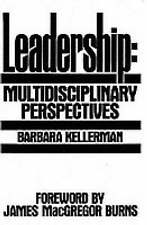 Leadership: Multidisciplinary Perspectives, Kellerman, Barbara, Used; Good Book
