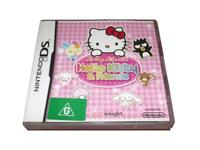 Loving Life With Hello Kitty & Friends Nintendo DS 2DS 3DS Game *Complete*