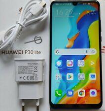 Huawei P30 Lite - 128GB - Midnight Black (Ohne Simlock) (Dual-SIM) Smartphone.