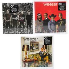 Weezer Lote de 3 Lp Álbum Rojo hacen creer Maladroit 180g MP3 Sellado