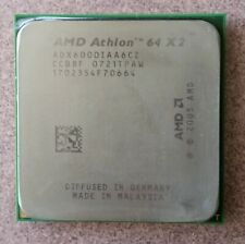AMD Athlon 64 X2 6000+ ADX6000IAA6CZ 3.0ghz Dual Core Socket AM2 CPU Processor