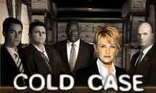 COLD CASE - COMPLETE TV SERIES - GREAT QUALITY - OVER 400 SOLD