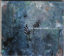 The Album Leaf - In A Safe Place - CD (Sub Pop 2004 SPCD640 Digipack)