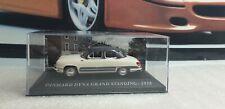 IXO / ALTAYA - 1958 PANHARD DYNA  GRAND STANDING - 1/43 SCALE MODEL CAR