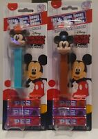 Disney's MICKEY MOUSE & FRIENDS  Pez Dispensers Mickey & Minnie Expires 02/2025