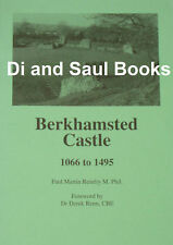 BERKHAMSTED CASTLE HISTORY - Hertfordshire 1066 to 1495 Medieval Middle Ages