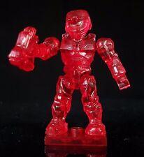 Mega Bloks Halo Series 5 S5 96978 Half AC Red Spartan Needler