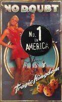 No Doubt-Tragic Kingdom Cassette.1995 Interscope INC 90003.Don't Speak+