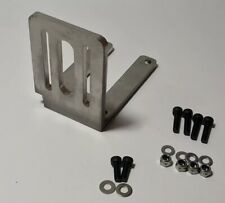 Traxxas X-MAXX Stainless Steel Motor Mount. For Castle 2028 TP + Large motors