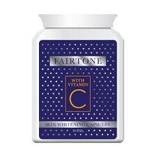 Cápsulas de blanqueamiento de piel Fairtone con vitamina C encendedor más brillante Piel rápido