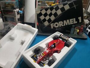 1/18 Pauls Model Art  F1 Ferrari 412 T2 Jean Alesi#27 BEAUTIFUL VERY NICE CAR