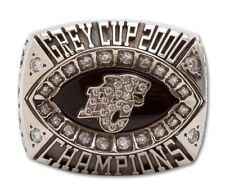 2000 Bc Lions Players Championship Ring