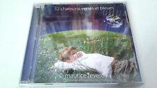 "MAURICE REVERDY ""52 CHANSONS VERTES ET BLEUES"" 2CD 52 TRACKS COMO NUEVO"